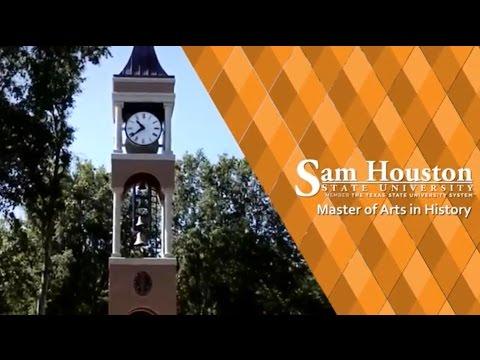 Master of Arts in History - Graduate Studies