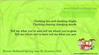 Play Spring and by Summer Fall