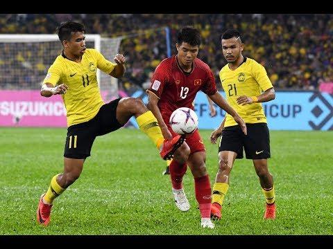 Malaysia 2-2 Vietnam (AFF Suzuki Cup 2018: Final 1st Leg Full Match) Mp3
