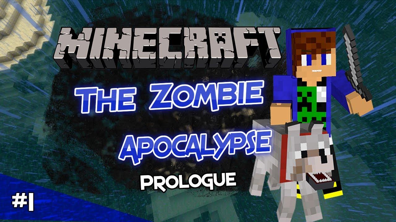 Minecraft: The Zombie Apocalypse Mod Part 1 The Beginning YouTube