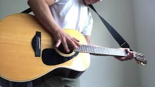 Random Riffs   Jon Gomm Tuning    AECEGC