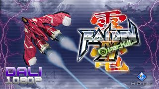 Raiden IV OverKill PC Gameplay 60fps 1080p