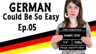 FALSE FRIENDS! | German Could Be So Easy | 05
