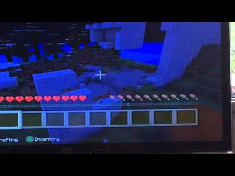 Minecraft PS3 - Tons Of Ways For  Oldmarky41 To Troll R2D2 SP1