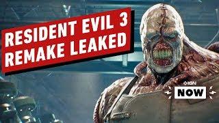 Resident Evil 3 Remake Cover Art Leaked - IGN Now