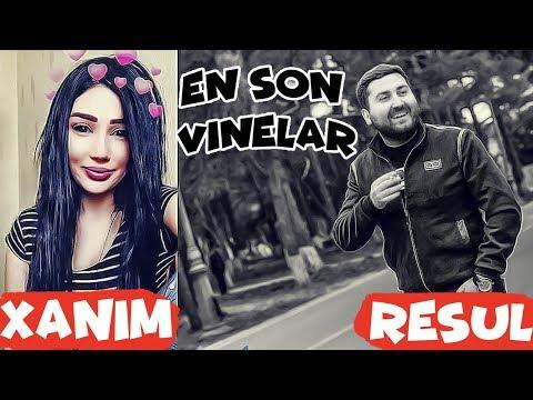 Resul Abbasov ve Xanim En Son Vine'lar