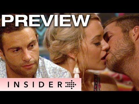 FIRST LOOK: Jordan & David's Paradise Love Triangle With Jenna | The Bachelor Insider