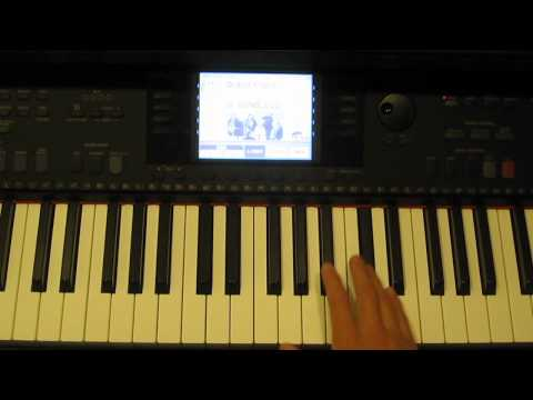 OneRepublic - Good Life (Piano Tutorial)