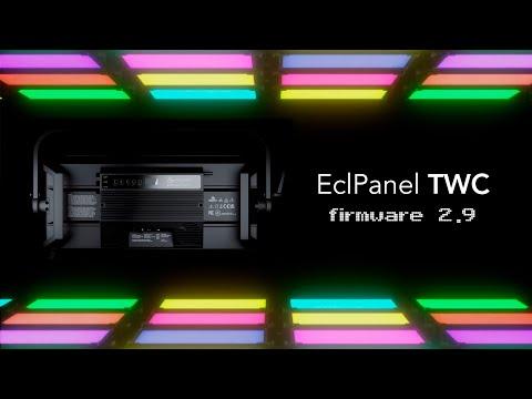 EclPanel TWC | Firmware 2.9