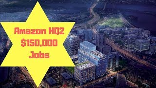 Make $150,000 a year working for Amazon HQ2
