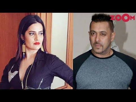 Sona Mohapatra requests Twitter to NOT display Salman Khan's posts | Bollywood News
