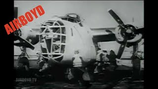 Royal Air Force B-24 Coastal Command Liberator