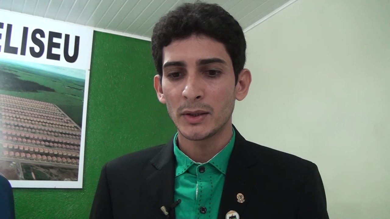 VEREADOR  Marcos Aurélio