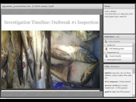 Ciguatera Fish Poisoning in Peel: Diagnosis, Treatment, Prev