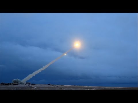 Russian Cruise Missile with nuclear propulsion