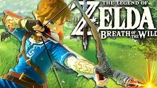 LE JEU DE L'ANNÉE EST ARRIVÉ   The Legend of Zelda Breath of the Wild #1