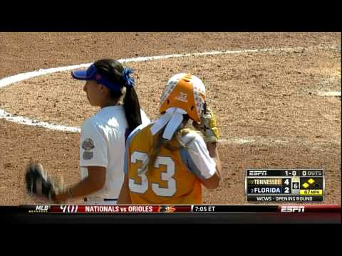 Softball World Series: Lady Vols vs Florida Highlights