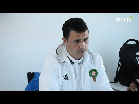Jamal Sellami : On est appelé à défendre âprement nos chances pour aller chercher la victoire