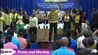 Jamaican Gospel Reggae Praise And Worship @ GWIF
