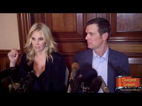 MONICA POTTER & PETER KRAUSE on Favorite PARENTHOOD Moments
