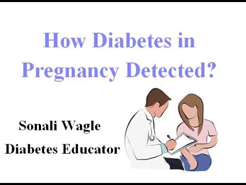 Diagnosis of Diabetes in Pregnancy (Gestational Diabetes)