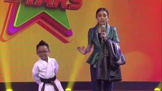 Ceria All Stars: Konsert 2 - Adik Hazriq Comel Beraksi!