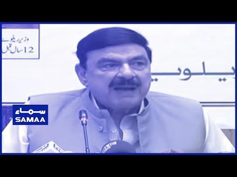 Railway Minister Sheikh