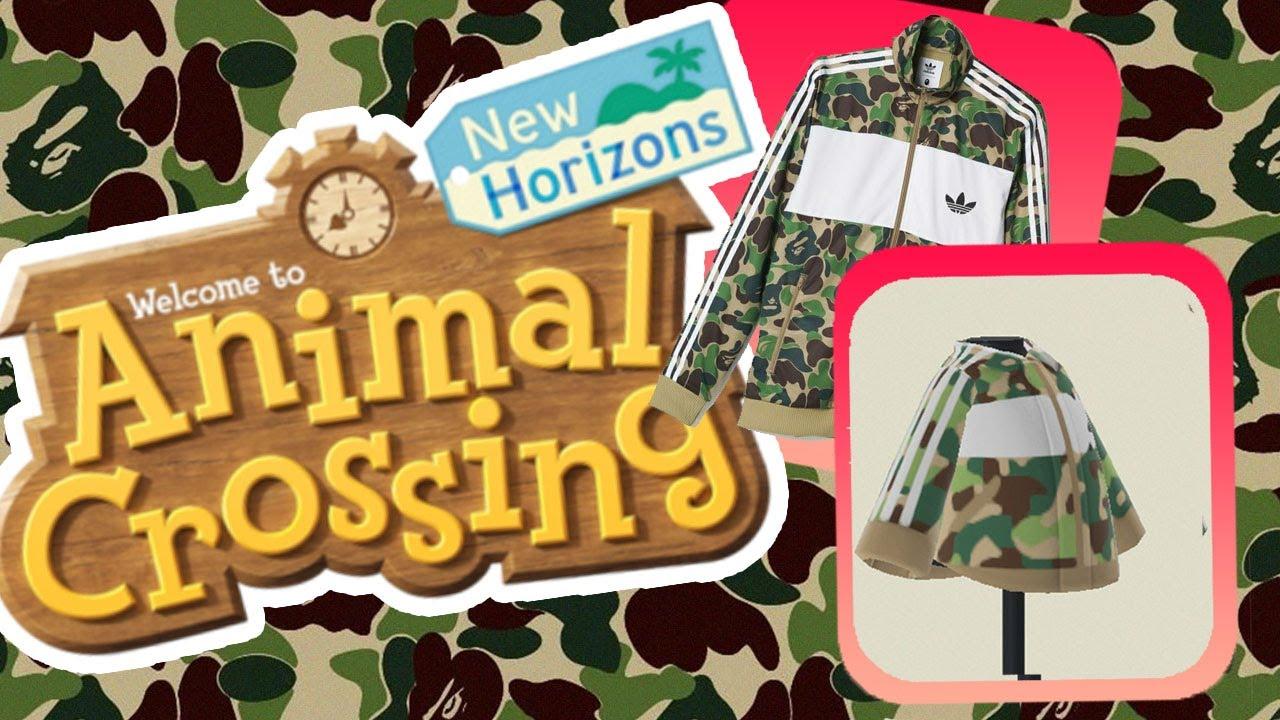 adidas hoodie qr code animal crossing