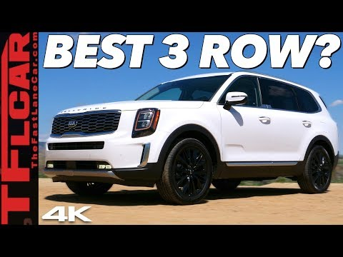 Here Are 8 Things To Love About The 2020 Kia Telluride - And 2 Things That Need Improvement