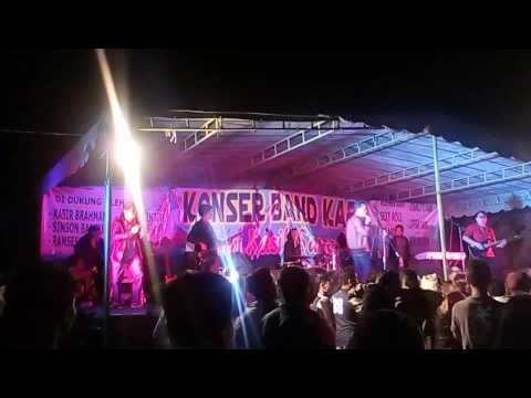 Cover Lagu Karo Robby Ginting - sirang erjanji oleh Phytagoraz Band Karo event Valentine day