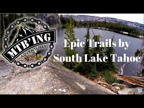 Hawley Grade, Christmas Valley, & Dardanelle's MTB trail (South Lake Tahoe, CA) Moutain Biking