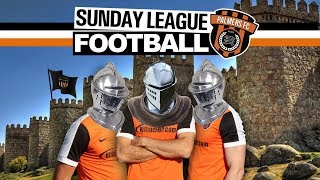 Sunday League Football - THE FORTRESS