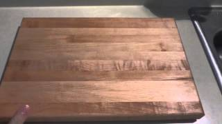 Kitchen Tip For Cutting Boards
