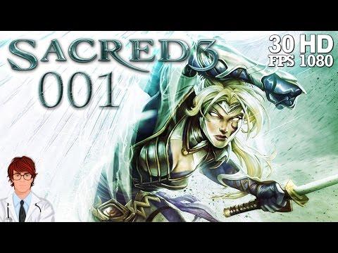 Sacred 3 #001 - Voll auf die Zwölf... daneben | Sacred 3 German Gameplay