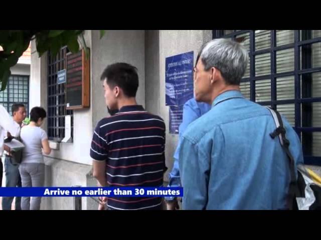 How To Apply For A U S Nonimmigrant Visa U S Embassy Kuala Lumpur Youtube