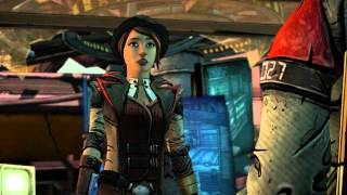 Tales From The Borderlands: Ep 5 The Vault of The Traveler - Loader Bot Revealed as The Stranger PS4