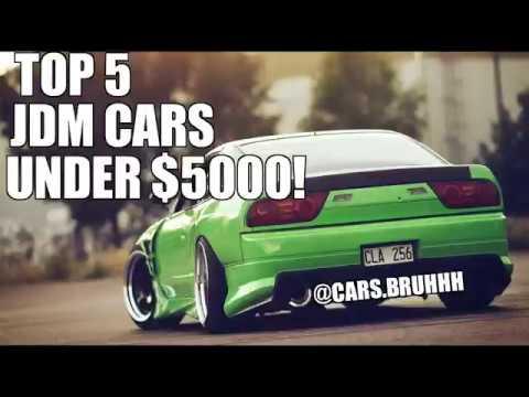 Best Japanese Cars Under Youtube
