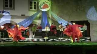 Venezuelan folk dance: San Juan