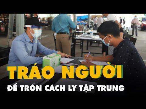 F1 ở Lâm Đồng tráo người để trốn cách ly tập trung