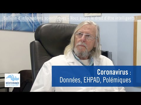 Coronavirus: données, EHPAD, polémiques