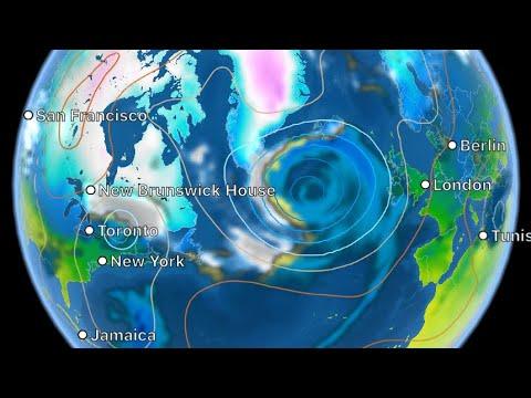 Global Weather / Earthquakes / Heavy Snow & Floods California / Cascadia Rumbling February 2, 2019