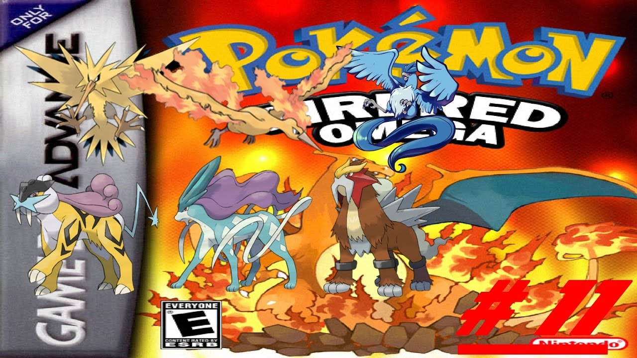 Pokemon Fire Red Omega Tutorial Images  Pokemon Images