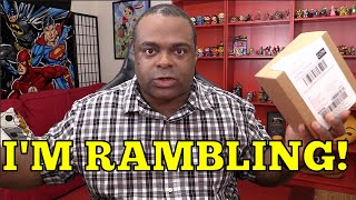 APPLE UNBOXING & RAMBLING!