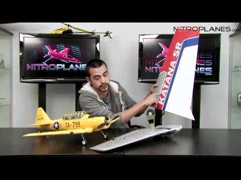 Finding the CG on a RC Plane