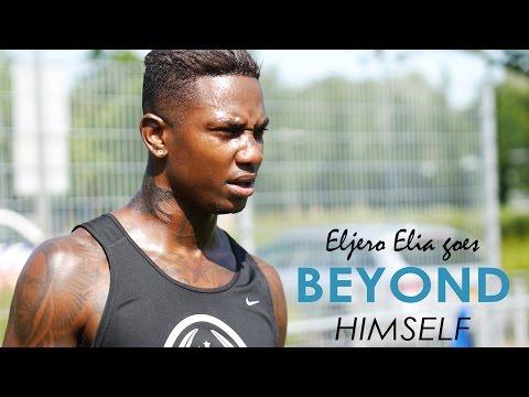 Eljero Elia goes Beyond Himself