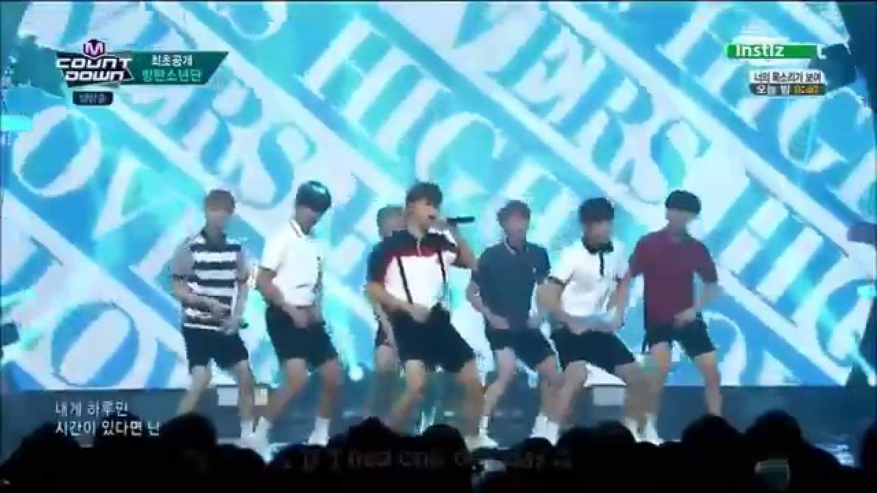 Bts - Converse High (M Countdown)