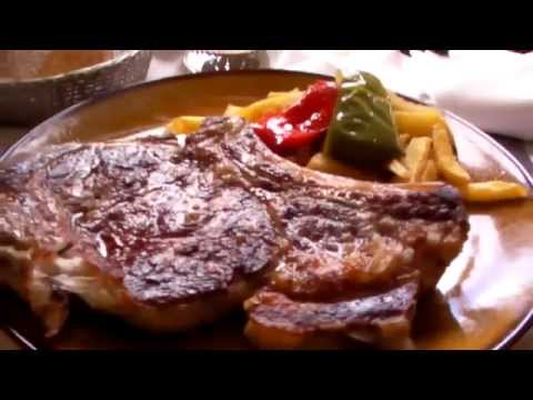 (386)The foods & beverage in Ávila ,Spain (HD)  2 with BGM