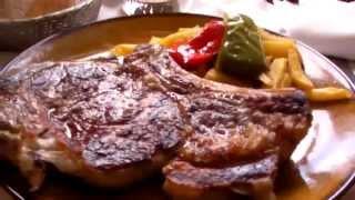 (386)The foods & beverage in Ávila ,Spain (HD)  2