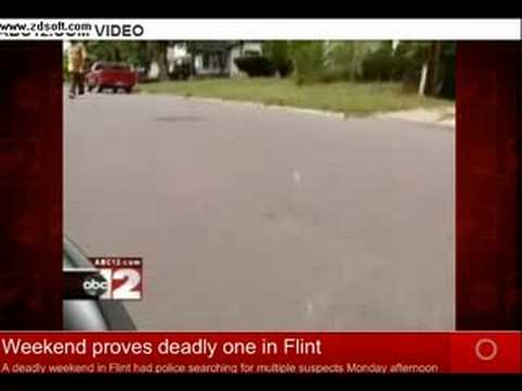 3 MURDERS IN FLINT, MI. OVER WEEKEND