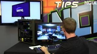 Can Linus See More than 60Hz??? NCIX Tech Tips